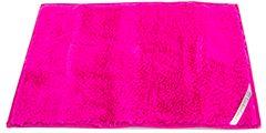 Pink Faux Fur Locker Rug