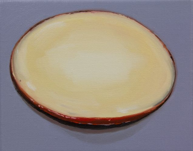 Cheese XXI, oil on linen, Sally Kindberg, 2013