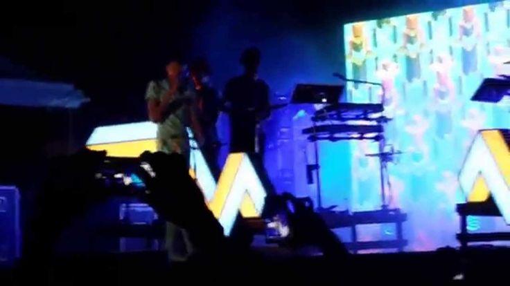 STROMAE en concert au Cameroun,  exclusivité version Remix papa ou tai