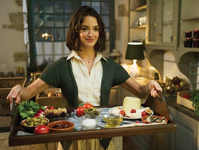 The Hundred-Foot Journey (2014) (Charlotte Le Bon) Love her