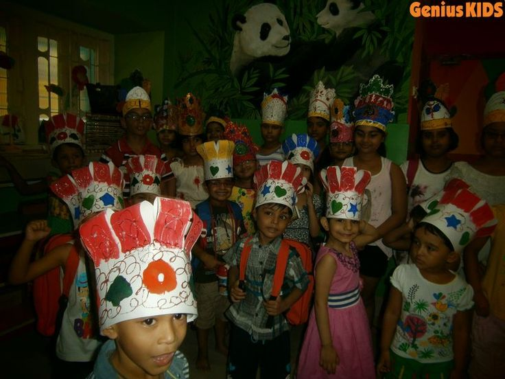 A play school of repute, Genius Kids believes that while toddlers together are involved in building a map of India, they can gather knowledge about the nation and also can relish creativity.