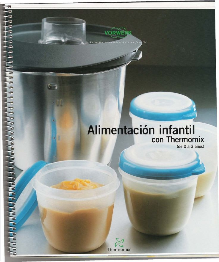 TMX31 - Alimentacion Infantil Con Thermomix | Scribd