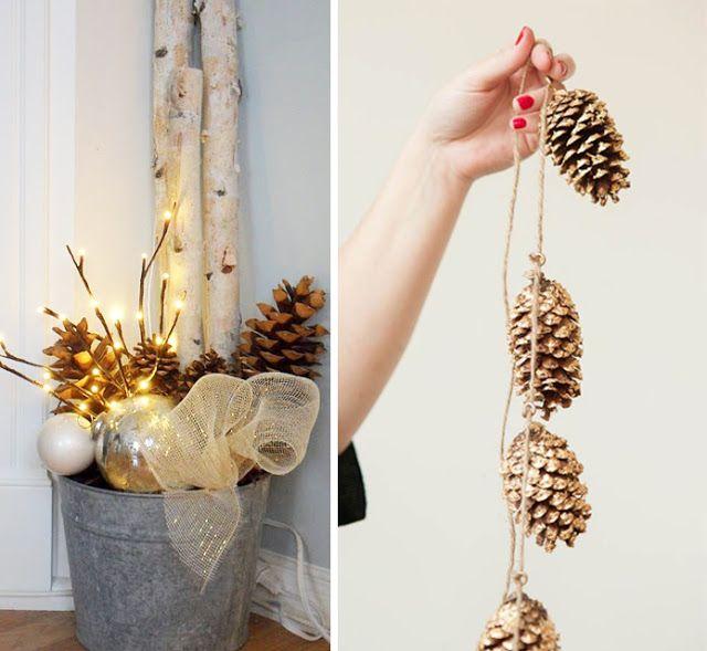 Christmas Deco - Ideias e inspirações DiY Blog da Carlota