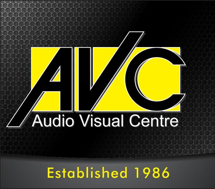 AVC Black Logo