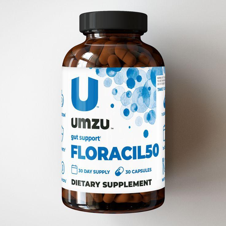 Floracil50 probiotic with lactobacillus rhamnosus and