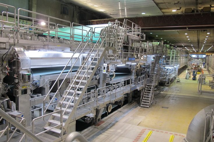 Kotkamills' new consumer board machine now in production