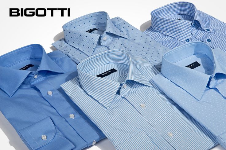 #Impeccable, #stylish, #versatile - the #light #blue #shirt remains a #wardrobe #essential.  50% OFF #sale www.bigotti.ro #Bigottiromania #moda #barbati #camasi #bleu #microprint #dungi #carouri #uni #mensfashion #menswear #mensclothing #mensstyle #fashiontag #follow #menswardrobe #shirts #colours #reduceri #discounts #promotie