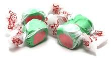 Watermelon Salt Water Taffy #watermelon #gifts #watermelonparty #candy www.bitememore.com