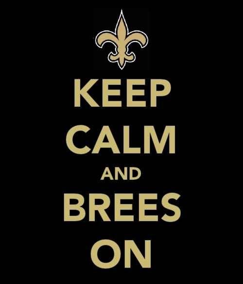 Drew Brees (New Orleans Saints) #WhoDat