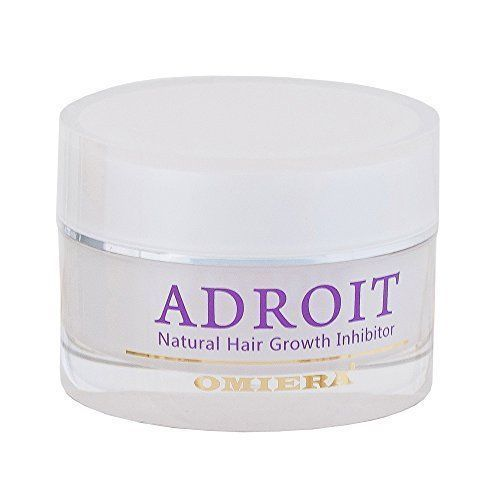 Hair Removal Creams and Sprays: Adroit Facial Body Bikini And Legs Hair Growth Inhibitor Cream Minimizes Growth BUY IT NOW ONLY: $50.0