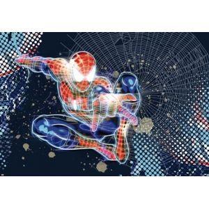 Fotomurales - Fotomurales de Comic - SPIDERMAN NEON