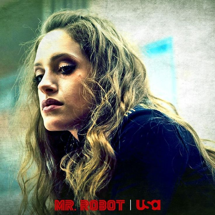 Carly Chaikin, Darlene - Mr. Robot