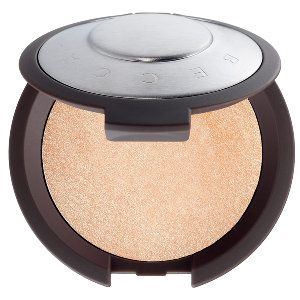 BECCA Shimmering Skin Perfector™ Pressed in Moonstone - pale gold #sephora