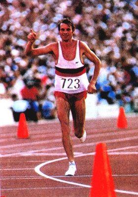 Carlos Lopes XXIII Olimpíada, Los Angeles 1984
