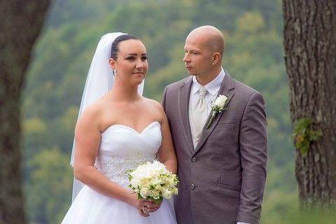 Manželia Kružliakovci - Svadobný salón Valery