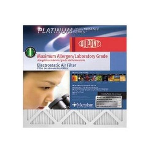 DuPont AF-P2020 Platinum Performance Series Electrostatic Air Filter