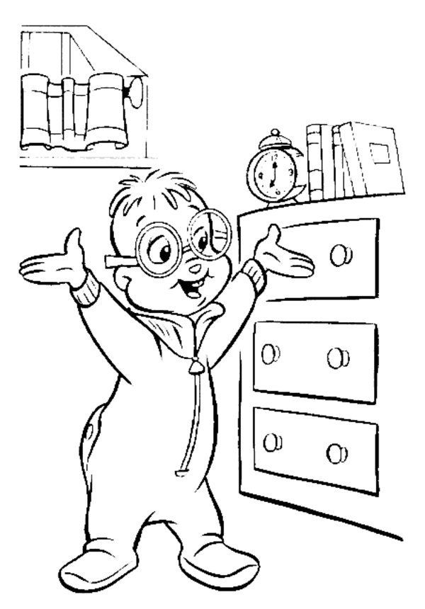 68 best Disney\'s Alvin And The Chipmunks images on Pinterest ...