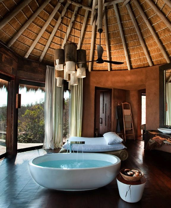 The Leobo Private Reserve: A South African Safari Camp Worthy of James Bond