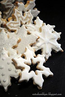 Martha Stewart Christmas Cookies