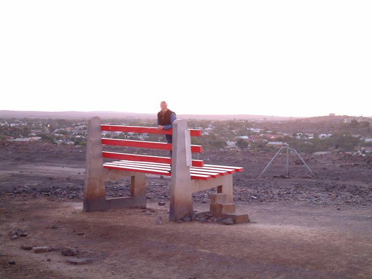 Big Bench, Broken Hill NSW Australia
