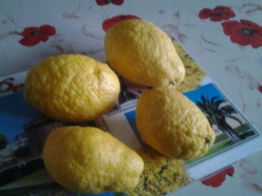 Confiture de Cédrat - Recette de cuisine Marmiton : une recette
