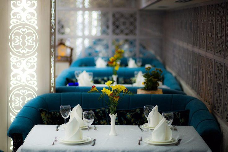 "Ресторан ""La Piola"", Ташкент, Узбекистан - Лучший интерьер ресторана, кафе или…"