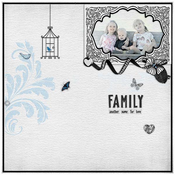 Family #scrapgirls