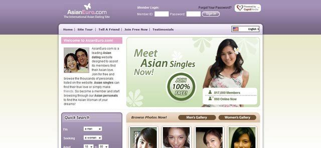 Best asian dating service