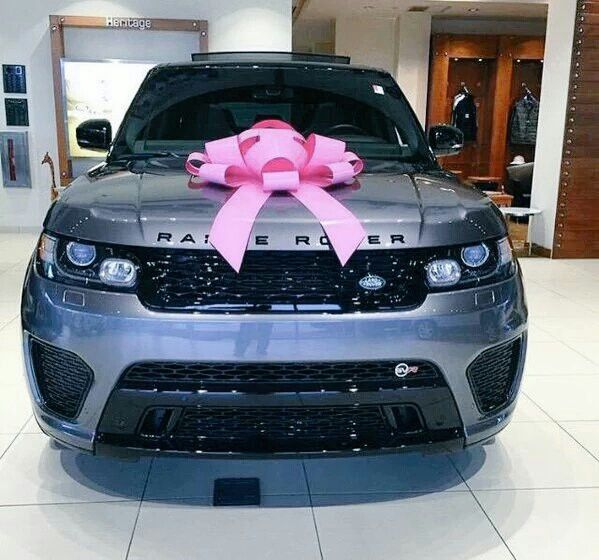 Range Rover? YES