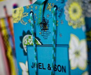 Joel & Son Fabric, London, Online Shop