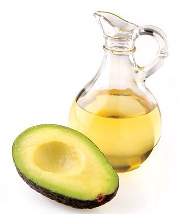 Avocados are really rich in Biotin which helps your hair to grow faster and stronger. Combine half an avocado with some olive oil. If you have dandruff add some lemon juice and apply to scalp. If you have greasy hair don't apply with lemon juice or to your scalp but just the strands of your hair.