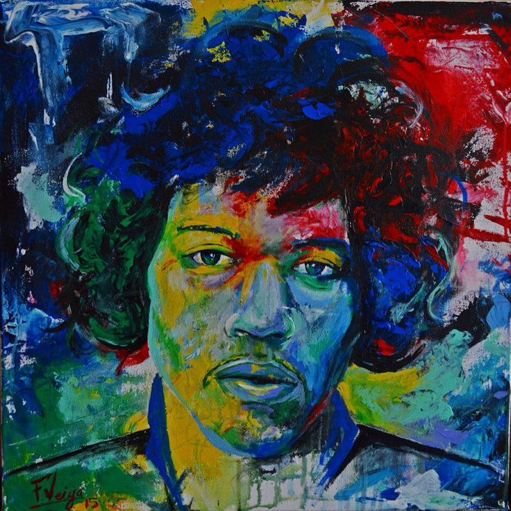 Fuerza y color - Federico Veiga en nuestro espacio de Arte Joven - Miranda Punta Ballena