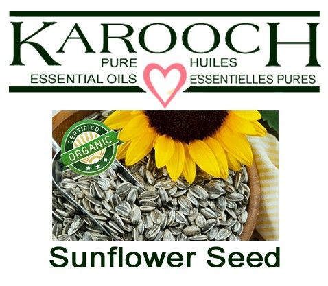 Sunflower Seed Oil Organic