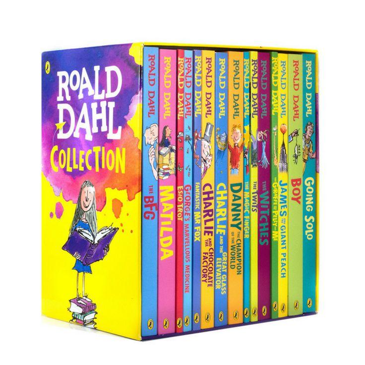 Roald Dahl Collection - 15 Book Box Set