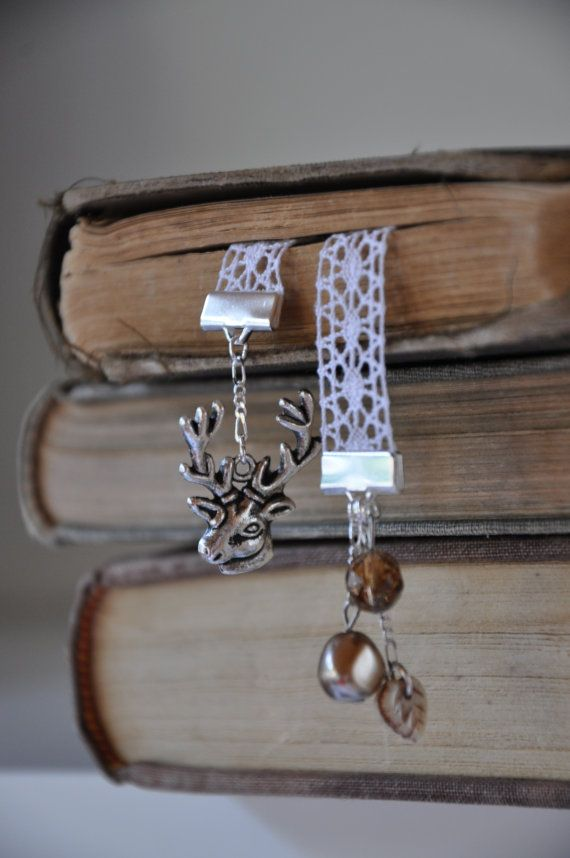 $12.50 prettiest book marks ever