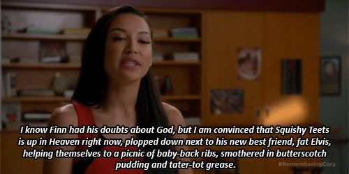 """Glee """"The Quarterback"""""""