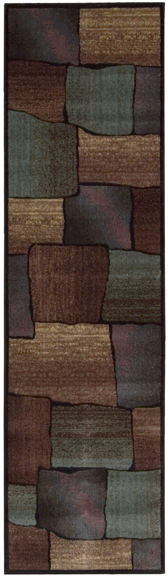 Meher Multicolor Area Rug