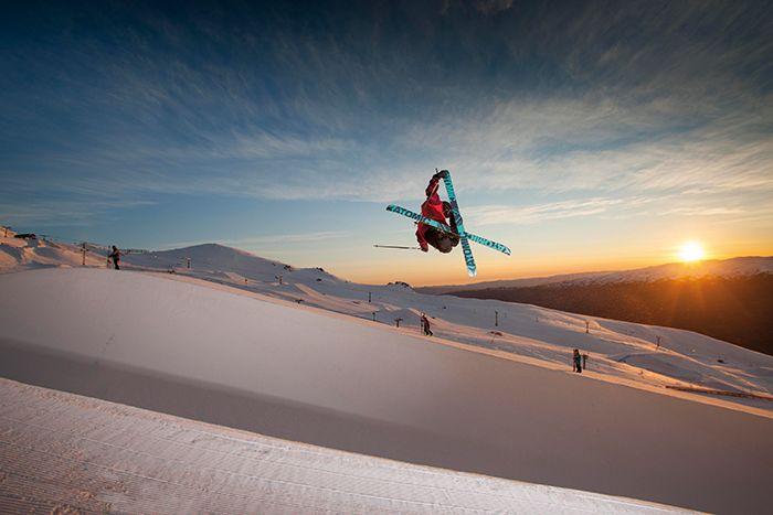 Byron Wells at Cardrona Alpine Resort