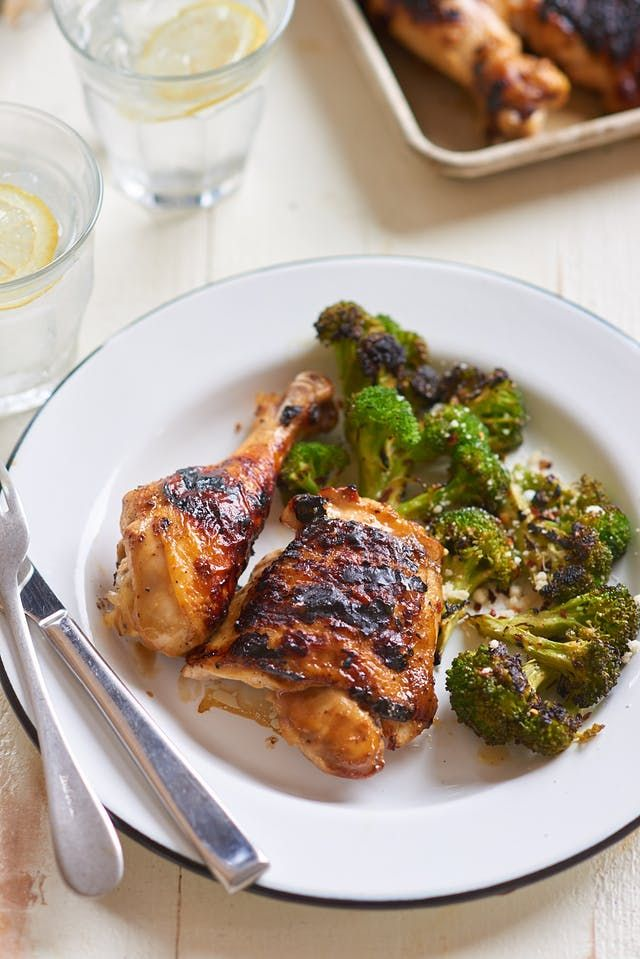 Recipe: Buttermilk-Brined Grilled Chicken — Quick and Easy Weeknight Dinners
