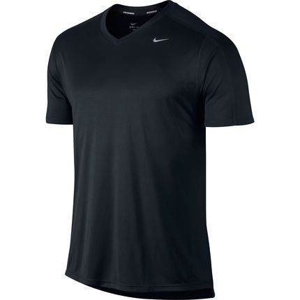 Nike Relay Short Sleeve V Neck - SP14