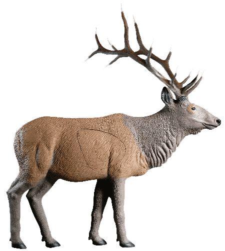 Rinehart Standing Elk 3D Target