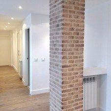 M s de 20 ideas incre bles sobre paredes de ladrillo de - Revestimiento imitacion ladrillo ...