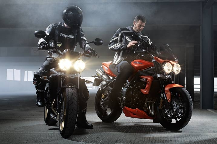 Triumph Street Triple. Inline-3 cylinder, standard ergonomics, fantastic brakes, light weight, great chassis. I'll take one.