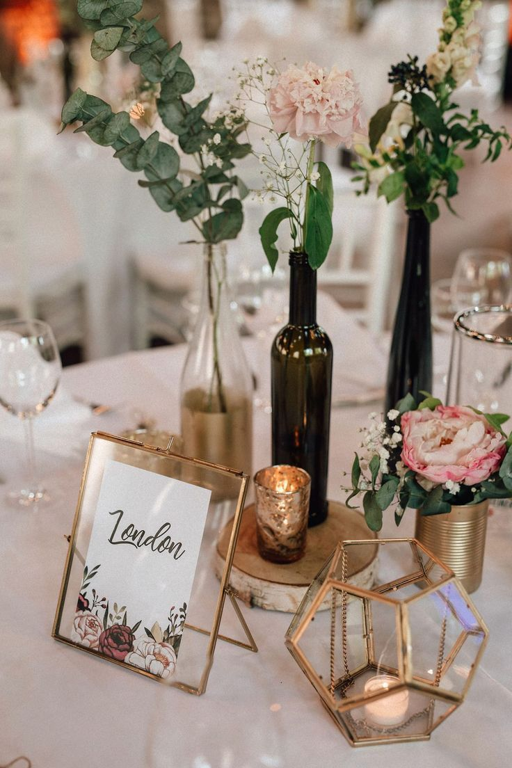 139 Ideas For Your Wedding Decoration The Most Beautiful