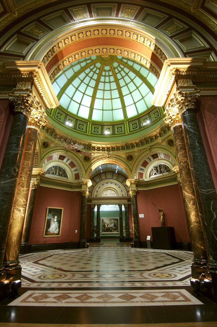 MUST SEE : National Gallery - London.  One of the best galleries in the world - and the admission is free! The works of art are breathtaking and it was amazing to be able to see them up close.