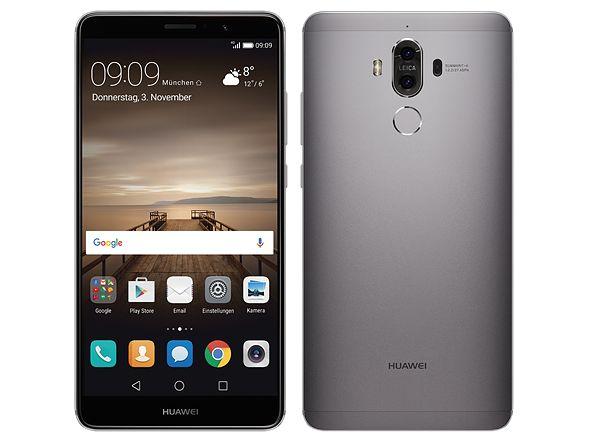 Huawei Mate 9 este disponibil oficial in Romania