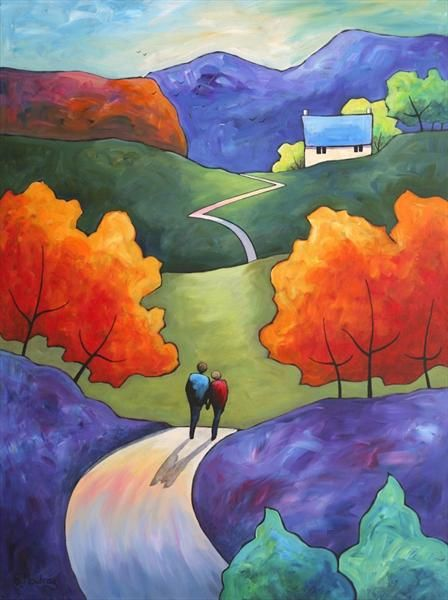 Serendipity (On Show At Malvern Theatres) by Gillian Mowbray