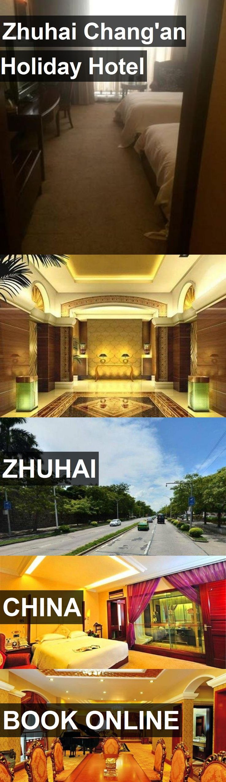 Hotel Zhuhai Chang'an Holiday Hotel in Zhuhai, China. For more information, photos, reviews and best prices please follow the link. #China #Zhuhai #hotel #travel #vacation