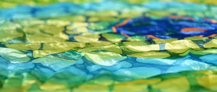 3 egyszerű tipp selyemkendők kezeléséhez / 3 tips how to care your silk scarf