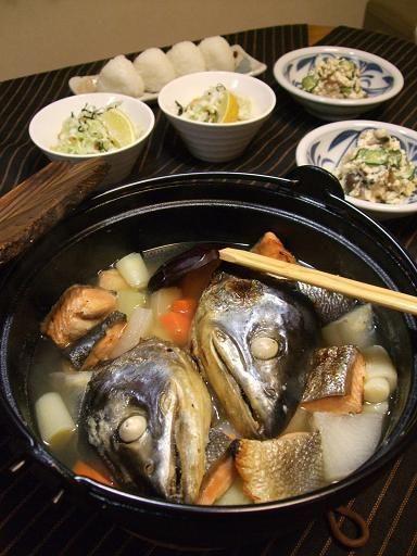 新巻鮭のうまみたっぷり三平汁と、白菜のカリカリサラダ by 小太郎さん ...